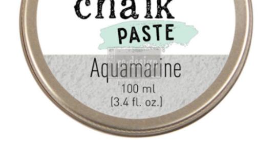 Chalk paste Aquamarine