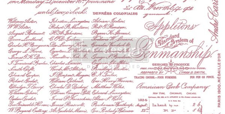 Stempel Handwritten Note