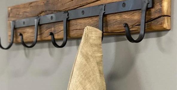 Holz Hacken JDL Alt Holz- Wood rack