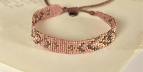 Armband JDL antique rose -bracelet