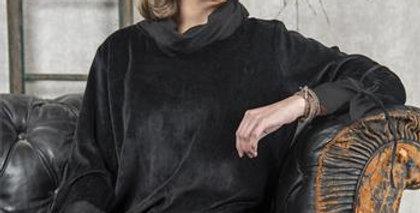 Kleid Delicate dreams schwarz - Dress black