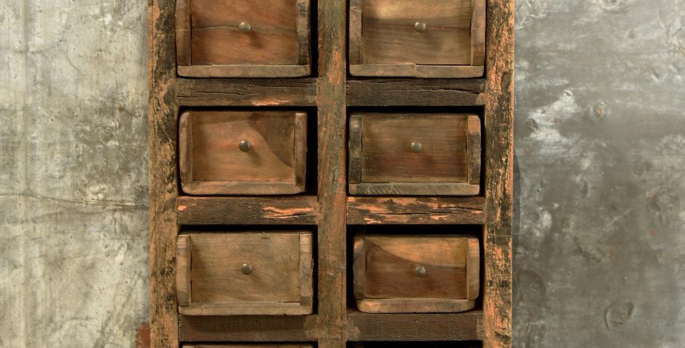 Kommode aus alten Original-Ziegelformen-dresser