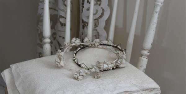 Mehrzweckstoff aus Spitze - Multi purpose lace fabric