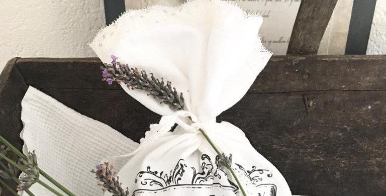 Lavendel Duft Sachet Jolie Jardin- lavender sachet