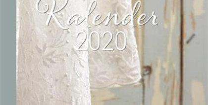 Jeanne d'Arc Living Kalender 2020. Calender 2020