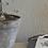 "Thumbnail: Wandtapete""Stripes dusty green"" - wallpaper"