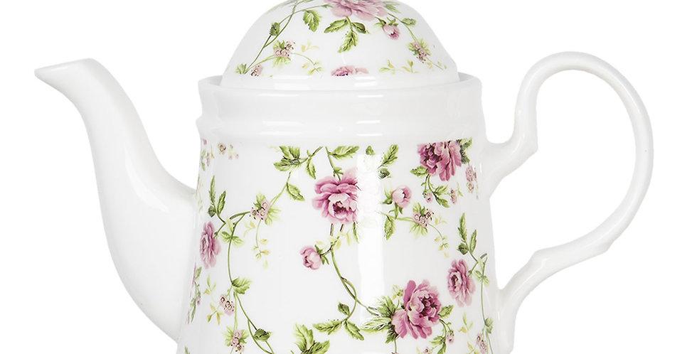 Tekanne Rosen- teapot