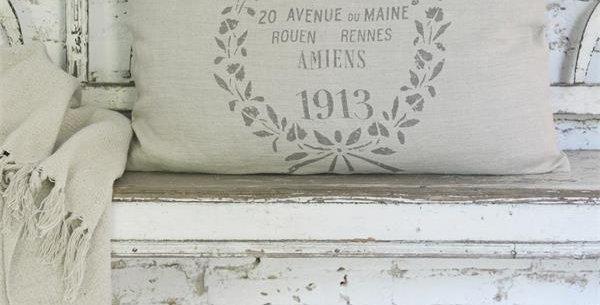 Kissen Amiens Paris -cushion