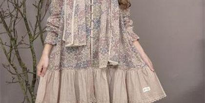 Tunika mit Blumen - flowerly tunic