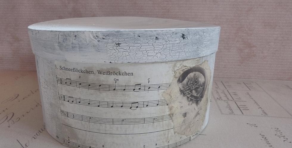 Hutschachtel  Musik- Hat box Music
