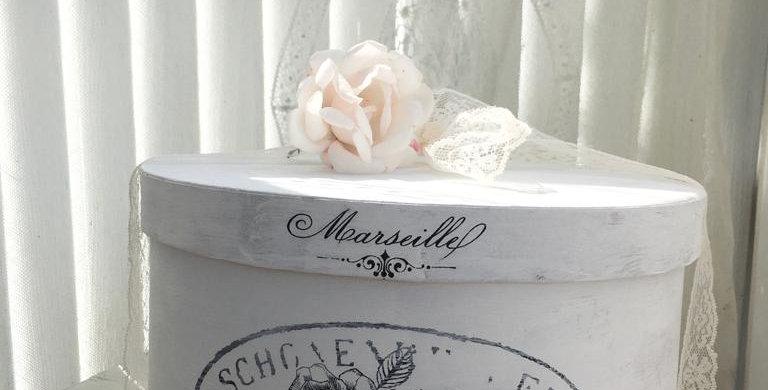 Hut Schachtel Marseilles