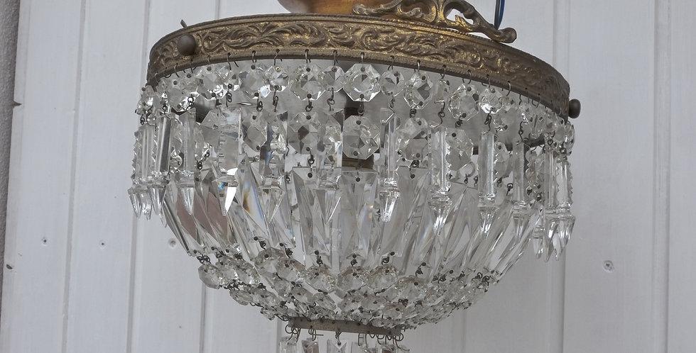Deckenlampe - Cristal lamp