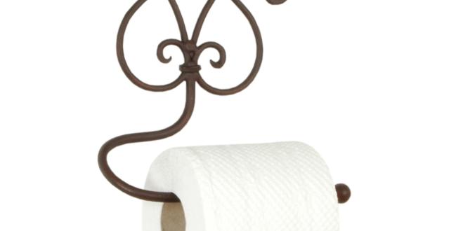 WC Papier Roller Halter - Toilet roll holder