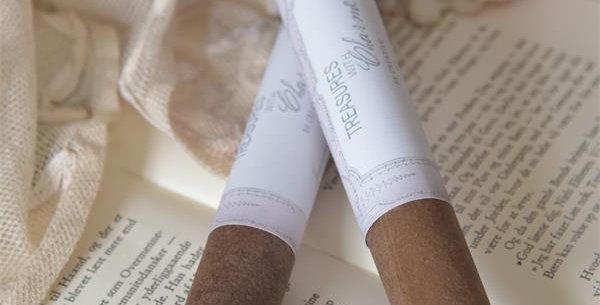 Rolle mit 2 Handgemachtes Papier Bogen-braun - Roll with 2sheets handmade pa