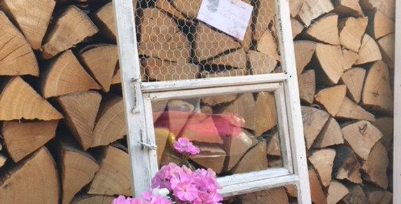 Alter Fenster 1 - Old Window