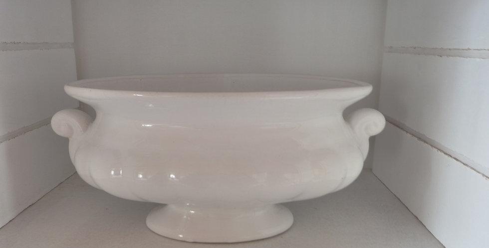 Porzellan Topf- Porcelain pot