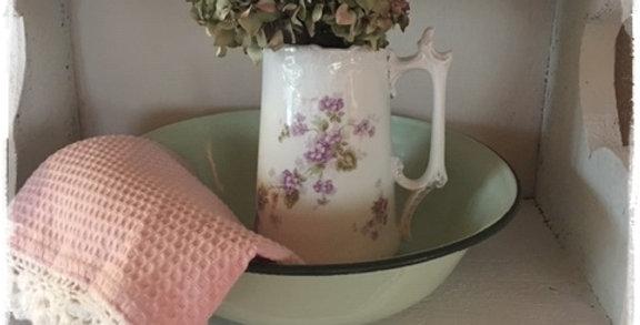 Emaille Schale Grün - Enamel bowl