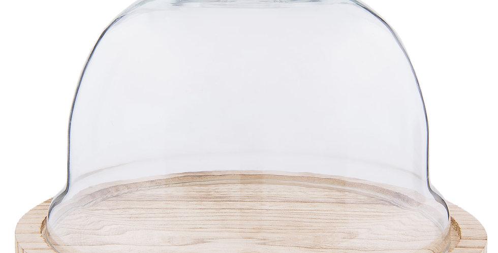 Glas Glocke - glass cover