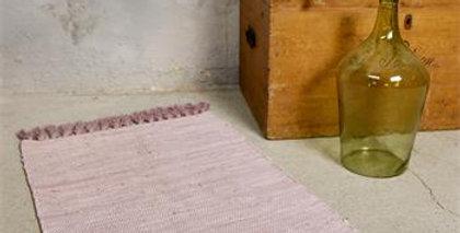 Teppich rosa -carpet leftovers