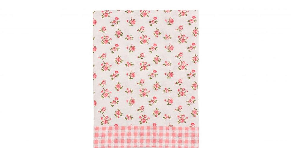 Tischdecke Holly mit Rosen-table cloth