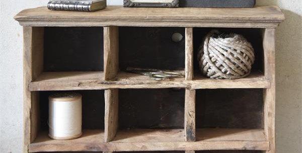 Regal Typkoffer - Shelf Type case