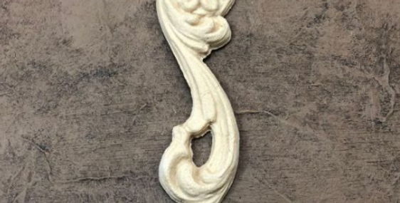 Woodubend-left scroll wub0365