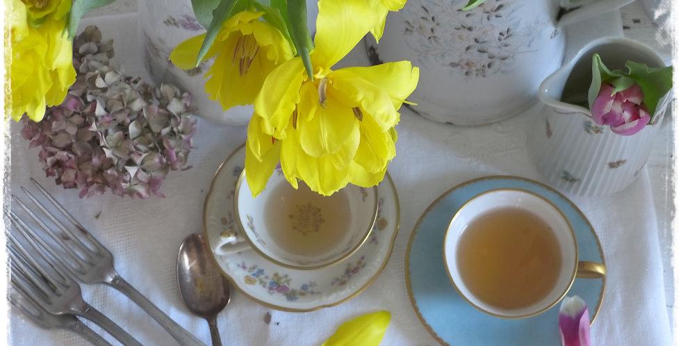 2er Tassen Set - Cup tea set