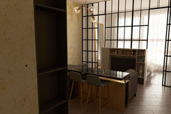 Апартаменты 30м2