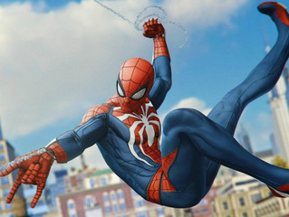 Video Game Review: SPIDER-MAN (2018)