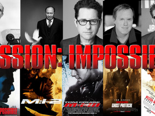 The Invisible Auteur: Authorship, style, star power, and the Mission Impossible franchise.