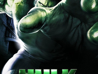 Second Chance Reviews: HULK (2003)