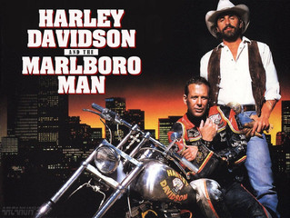 ICYMI: Harley Davidson and the Marlboro Man (1991)