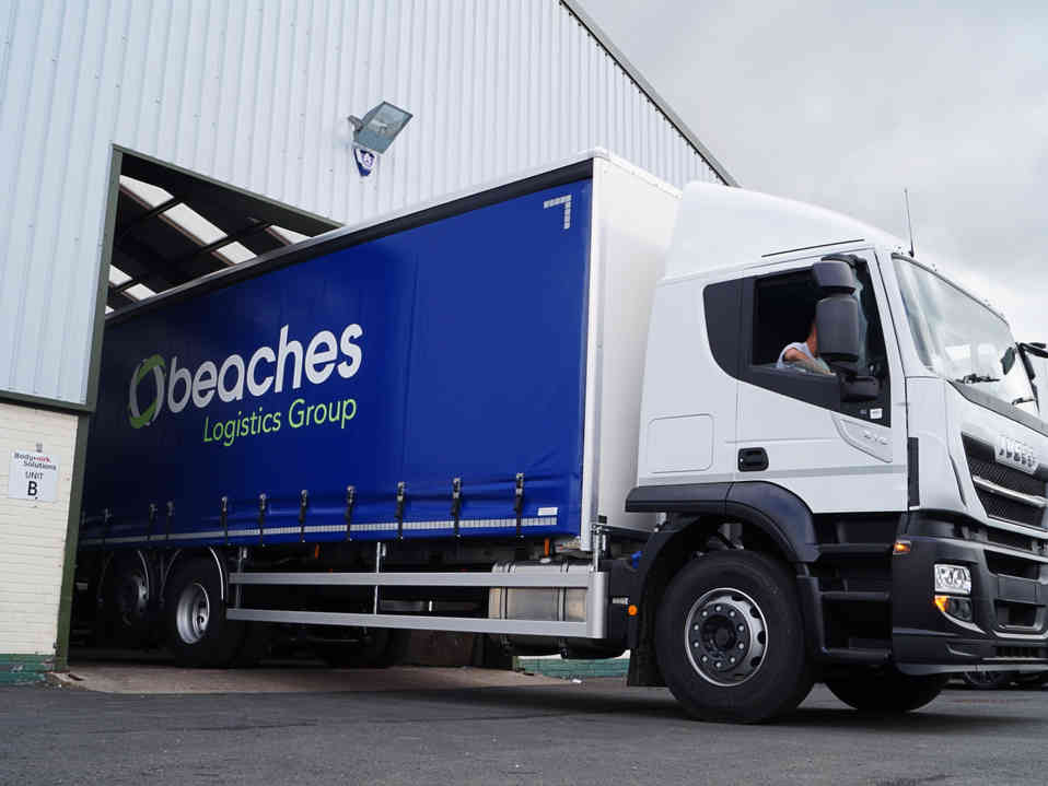 Beaches Logistics