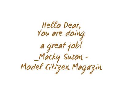 - Resonanz _ Model Citizen Magazin - Macky Suson