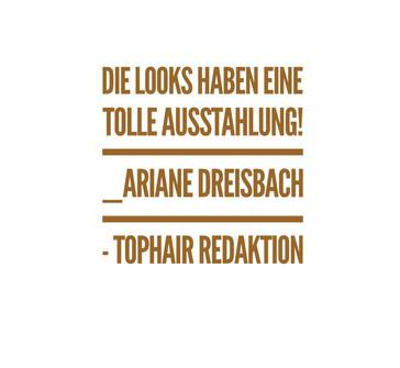- Resonanz_TopHair Magazin - Ariane Dreisbach