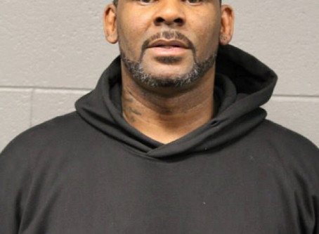 R Kelly Mugshot Released Ahead Of Bond Hearing