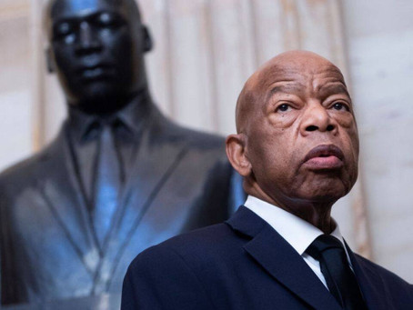 John Lewis Statue Could Be Making It's Way To The US Capitol