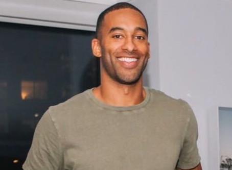 'The Bachelor' names Matt James as franchise's 1st black bachelor