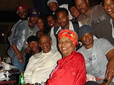 The Wayans Family Loses Their  Matriarch, Elvira Wayans