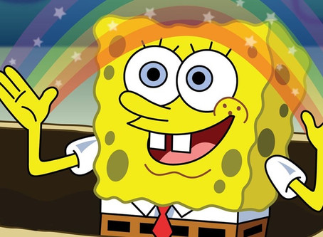 Nickelodeon Pushes Spongebob Squarepants Out Of The Closest