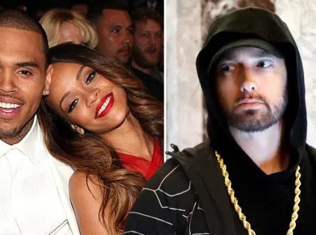 Eminem Apologizes To Rihanna