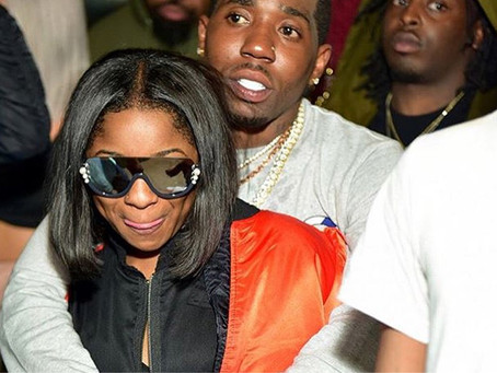 Reginae Carter Accusses YFN Lucci of being with his Baby Mama