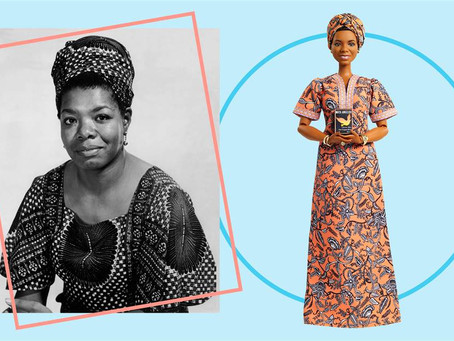 Maya Angelou Legacy Celebrated By Barbie