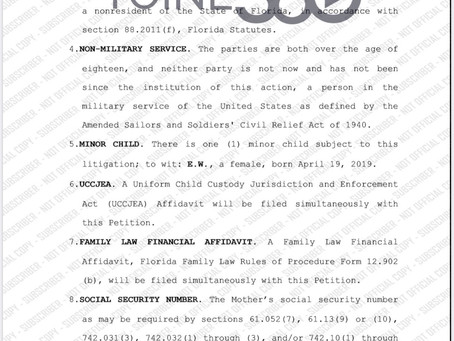 360 Exclusive: Future's Entire Court Docket: Child Support, Gag Order and MORE