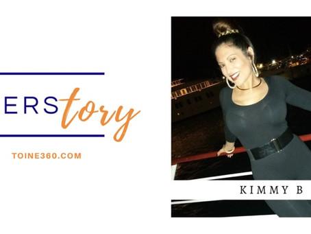 #HERStory: Kimmy B