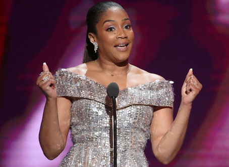 Tiffany Haddish Afraid Of Bringing Babies In A Racist World