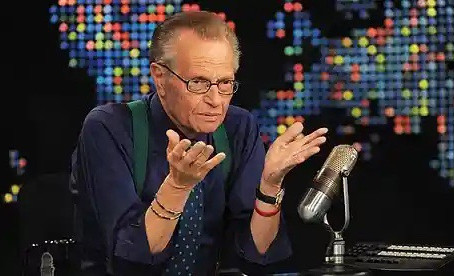 Larry King still hospitalized but moved from ICU