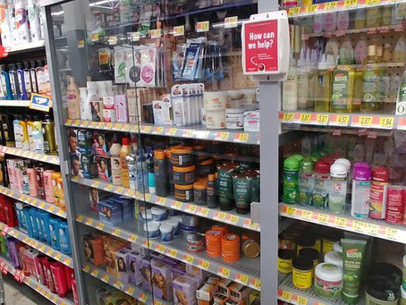 Walmart To Stop Locking Up Multicultural Hair Products