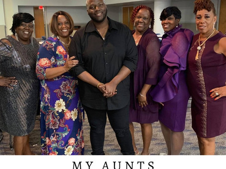 #HERStory: My Aunts