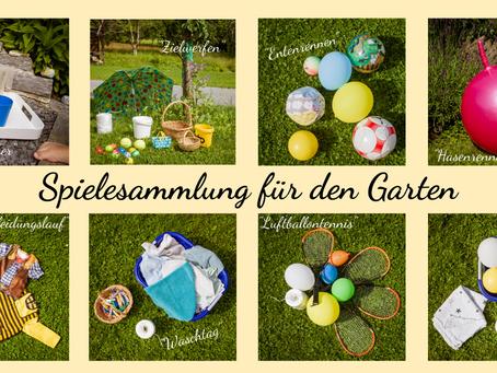 8 Spiele für den Garten, die nicht jeder kennt!   Teil 2